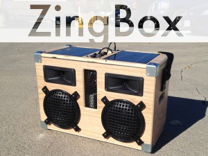 ZingBox Kickstarter Project