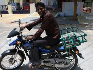 Motorcycle Carrying Rack in India