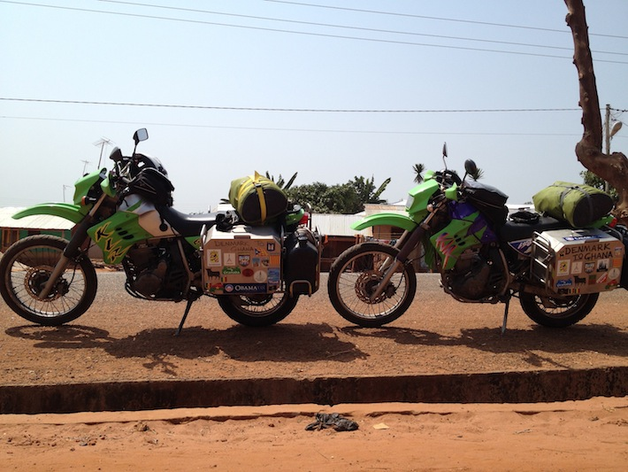 Touring Cases in Ghana