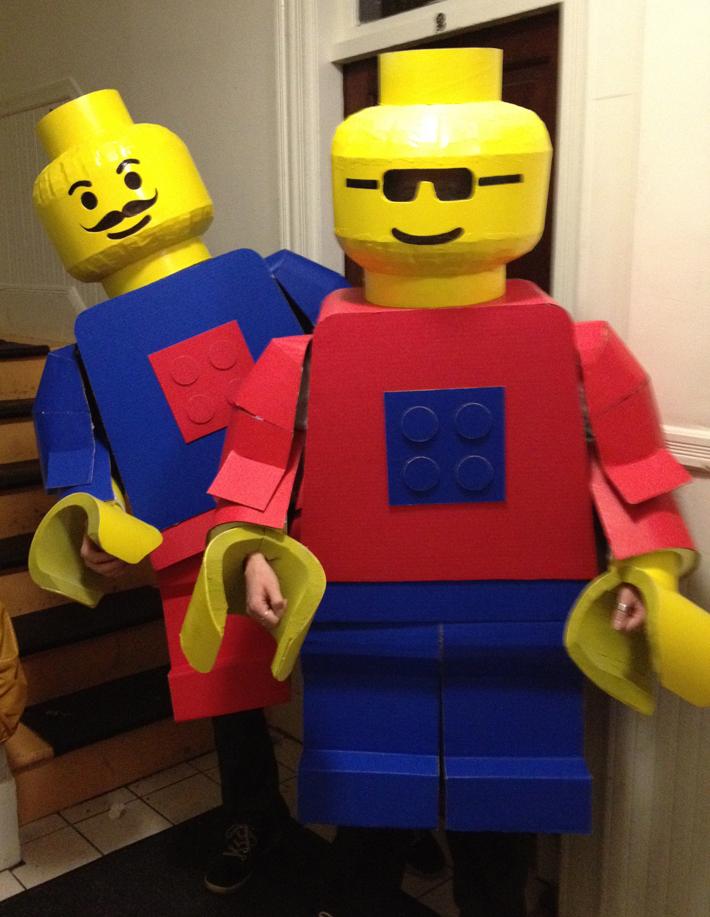 Zingman 187 Lego Costumes