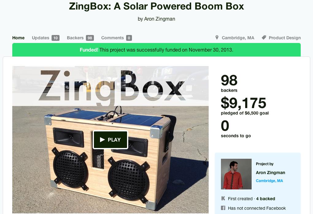 ZingBox Funded